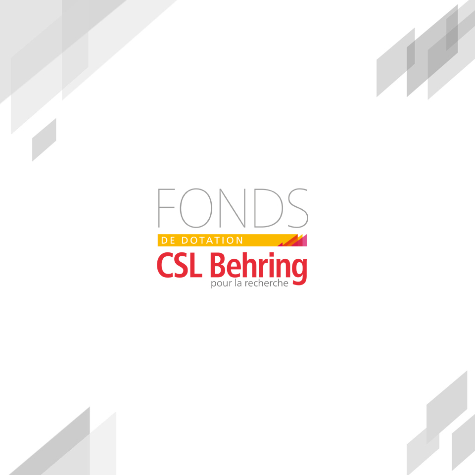 Fonds de dotation CSL Behring
