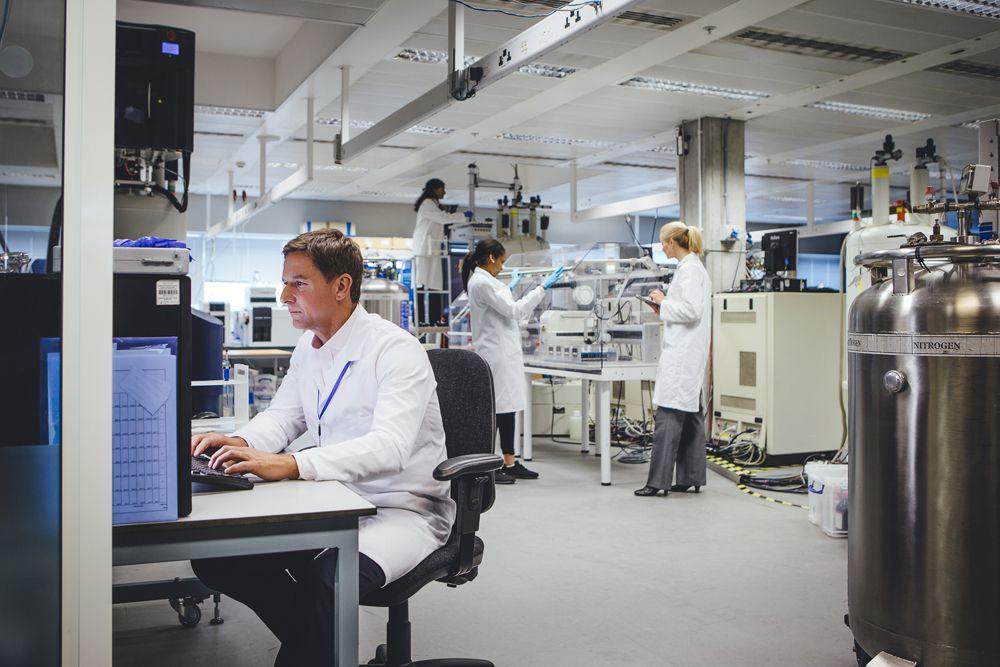 laboratoire immunologie